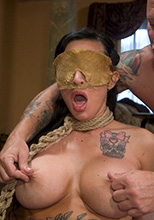 SexAndSubmission   Fucksluts Anonymous: Lily Lane Can't Get Enough Cock!