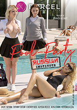 20 Russian Institute - Pool Party